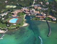 Cala di Volpe-Aerial view 1