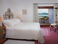 Cala di Volpe-Premium Double - Bedroom Sea view