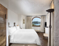 Cala di Volpe-Premium Suite Bedroom 1
