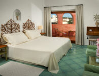 Cala di Volpe-Superior Double - Bedroom