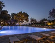 Capo Boi pool night