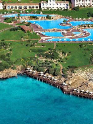 Colonna Resort Aerea-con-Bar-