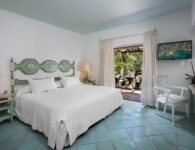 Pitrizza-Deluxe Suite Bedroom