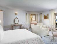 Pitrizza-Premium Double Room Bedroom