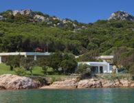 Pitrizza-Villa Corbezzolo and two bedroom villa - External view
