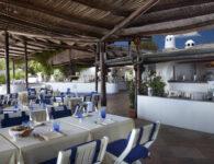 Romazzino-Barbeque restaurant on the beach