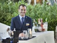 Club Barman Gavino Faedda