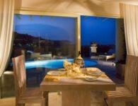 Colonna Pevero 12Presidential Suite - Dining area