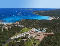 Colonna Pevero 2Hotel - Aerial view