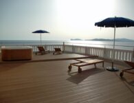 Las Tronas suite maestrale terrace sea view