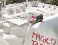 Magico Tablao bar at Hotel Su Gologone in Oliena