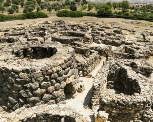 "Visit Sardinia VIP | The Nuragic Village ""Su Nuraxi"" of Barumini"