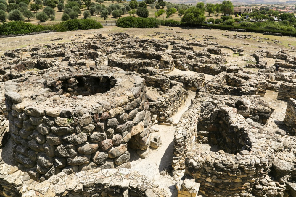 "Visit Sardinia VIP | The Nuragic Village ""Su Nuraxi"" of Barumini"