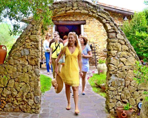 Visit Sardinia VIP | Carrera de Sos Sabores - Road of Tastes Sardinia