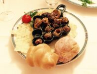 Sardinia Sassari lumache