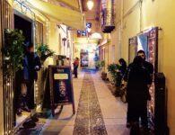 Sassari old town